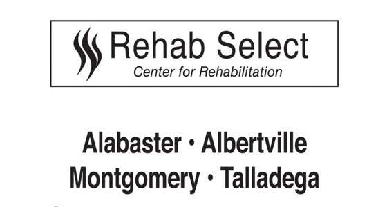 Featured Sponsor : Rehab Select